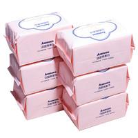 88VIP:Anmous 安慕斯 一次性洗脸巾 专用洁面巾 100抽x6盒
