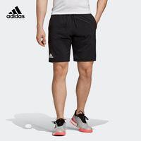 adidas 阿迪达斯 CLUB SW SHORT 9 DU0881 男子运动短裤