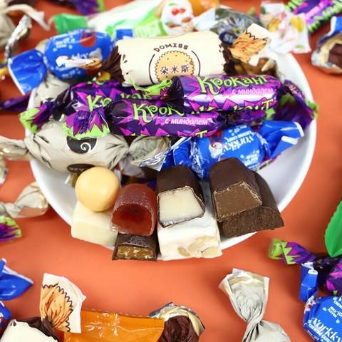 KDV 混和巧克力糖果100g 领券立减60元