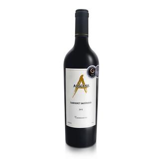 Auscess 澳赛诗 金A 库纳瓦拉 赤霞珠 干红葡萄酒 750ml 1瓶装