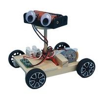 西克里 DIY声控车机器人科学实验材料包
