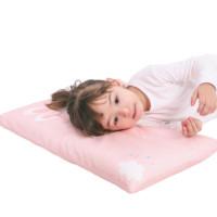 MERCURY 水星家纺 PAP00702 婴儿枕头 粉兔款 35*58*3.5cm