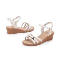 CAMEL 骆驼 A02221636 女士凉鞋