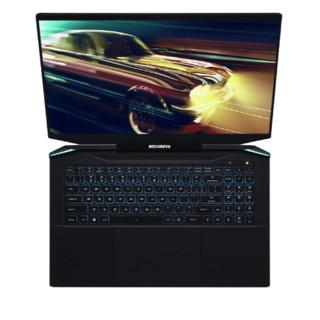 MECHREVO 机械革命 钛钽 PLUS 17.3英寸 游戏本 黑色(酷睿i7-11800H、RTX 3070 6G、16GB、512GB SSD、2K、165Hz)