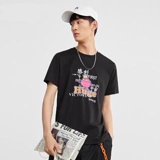 BWDAA111189 男士T恤