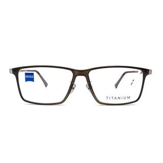 ZEISS 蔡司 ZS-75016 F120 男女款远近视配镜眼镜架