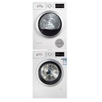 23:29截止:BOSCH 博世 WAP282602W+WTW875601W 洗烘套装