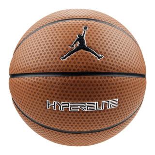 NIKE 耐克 乔丹篮球 PU 7号球 比赛用球 耐磨 室内 室外 JORDAN HYPER ELITE 蓝球 JKI0085807 琥珀黄