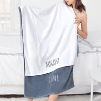IPUVAN 爱普万 纯棉大浴巾 加大加厚500g 2条装