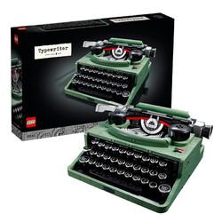 LEGO 乐高 Ideas 系列 21327 打字机