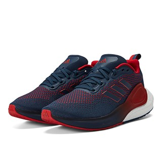 adidas 阿迪达斯 春季新款ALPHALAVA男女款低帮跑步鞋运动鞋