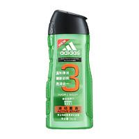 adidas 阿迪达斯 源动激活男士功能型香波沐浴露 250ml(需换购)