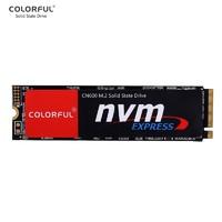 学生专享:COLORFUL 七彩虹 CN600系列 固态硬盘 M.2接口(NVMe协议)1TB 高阶版