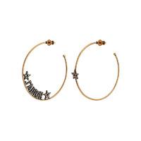Dior 迪奥 J'Adior系列 E0771ADRCY_D899 字母圆形耳环