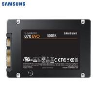SAMSUNG 三星 870 EVO SATA3.0 2.5英寸固态硬盘 500GB