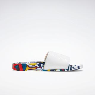 BlackEye Patch联名 G55760 男女款街头艺术风格凉拖鞋