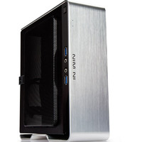 IN WIN 迎广 肖邦 ITX机箱 非侧透 含电源 150W 银色