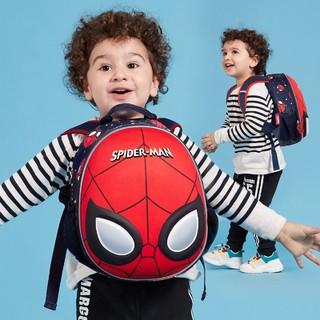 Disney 迪士尼 儿童蜘蛛侠大容量背包