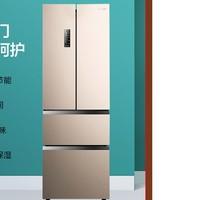 Ronshen 容声 BCD-326WKM1MP  326升 法式多门冰箱