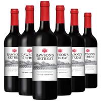 Penfolds 奔富 洛神山庄 赤霞珠干红葡萄酒 750ml*6瓶