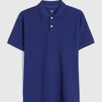 Gap 盖璞 000736520 男士短袖POLO衫