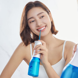SOOCAS 素士 W3 pro 便携式洗牙器 蓝色