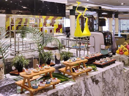 周末/节假日不加价!北京丽都维景酒店 豪华大/双床间2晚(含早餐)