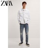 ZARA 03175400802 男士牛仔裤