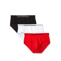 EMPORIO ARMANI 阿玛尼 110824 男士内裤(3件装)