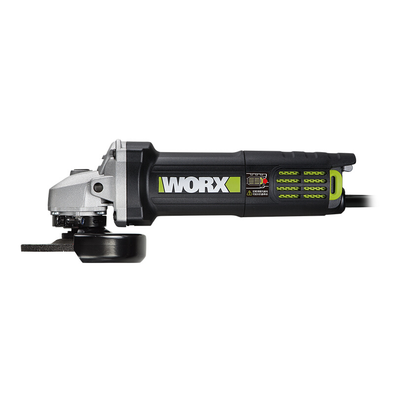 WORX 威克士 WU800X 角磨机 750W