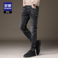 ROMON 罗蒙 S6K080607 男士牛仔裤