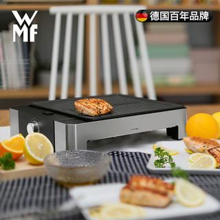 WMF 福腾宝 德国福腾宝电烤炉 家用多功能烤肉锅烧烤炉少油烟电烤盘烤肉机 迷你烧烤炉