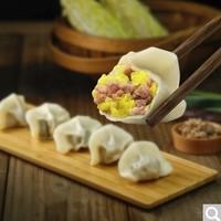 理象国 黑猪肉白菜水饺   320g/16只