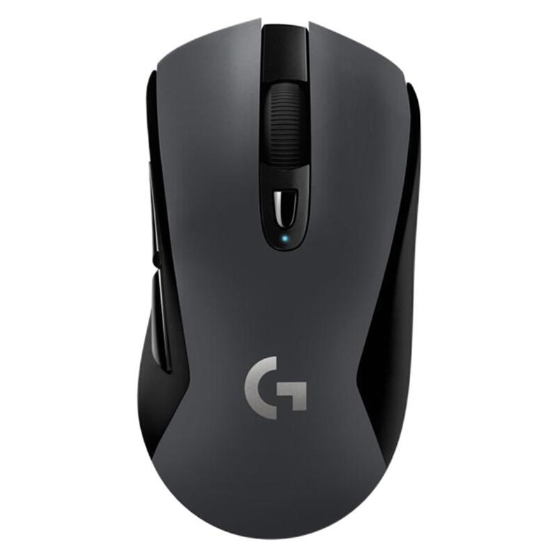 Logitech 罗技 G603 LIGHTSPEED 2.4G蓝牙 双模无线鼠标 12000DPI 灰色