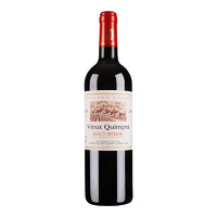 PLUS会员:Vieux Quimper 富杰兰佩 干红葡萄酒 750ml