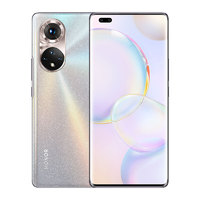 HONOR 荣耀 50 Pro 5G手机 8GB+256GB 初雪水晶