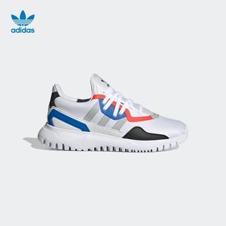 adidas 阿迪达斯 官网三叶草ORIGINALS FLEX J大童运动鞋FX5319 FX5320
