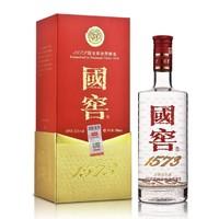 LUZHOULAOJIAO 泸州老窖 国窖1573 52度 浓香型白酒 580ml