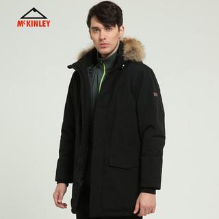 MCKINLEY 反季特卖:MCKINLEY 肯励 262492-050 棉服 防风 防泼水