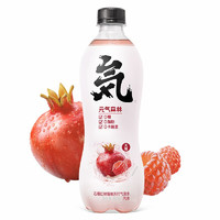 Genki Forest 元気森林 苏打气泡水 石榴红树莓味 480ml*12瓶
