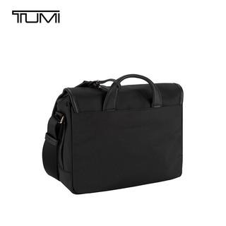 TUMI 途明 Voyageur系列 女士商务旅行高端时尚单肩/斜挎包 0494769D 黑色
