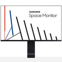 27日0点、学生专享:SAMSUNG 三星 S32R750QEC 31.5英寸VA显示器(2K、144Hz)
