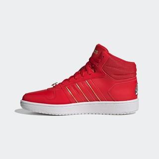 adidas 阿迪达斯 吾皇万睡联名 NEO HOOPS 2.0 MID 男女款休闲运动鞋