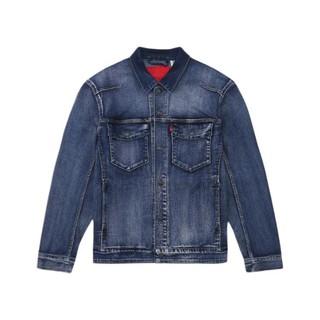 PLUS会员 : Levi's 李维斯 Engineered Jeans系列 67778-0007  男士牛仔夹克