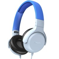 PHILIPS 飞利浦 TAKH101BL 头戴式有线耳机