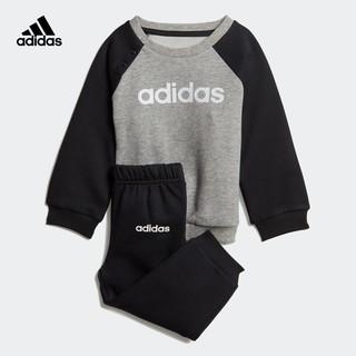 阿迪达斯官网adidas 婴童装训练运动套装DV1266