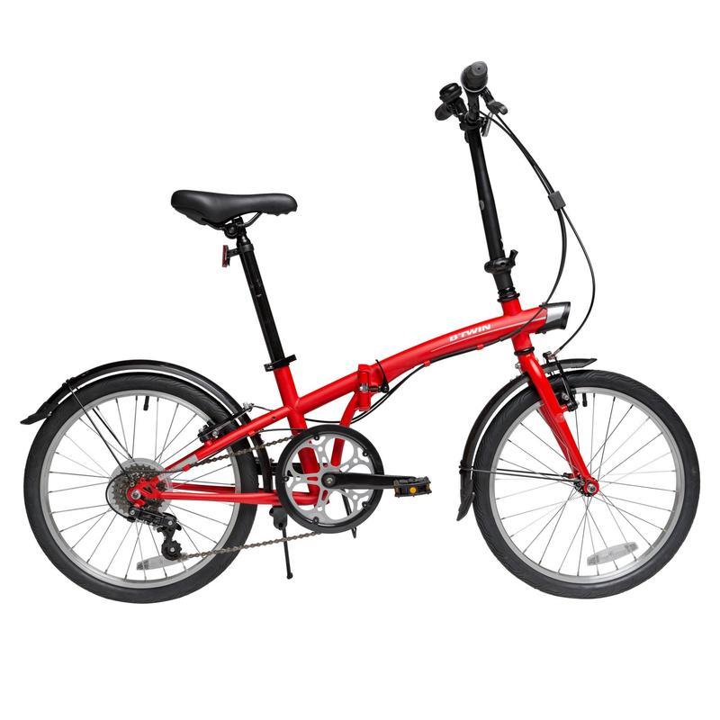 DECATHLON 迪卡侬 8347051 折叠自行车