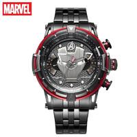 PLUS会员:MARVEL 漫威 M-9146BBB 男士手表