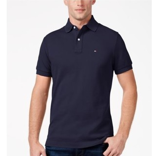 TOMMY HILFIGER 男士短袖Polo衫