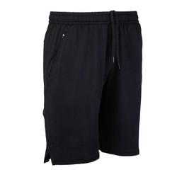 迪卡侬短裤运动男速干宽松透气夏季健身篮球跑步休闲官方训练FICM2978913百搭黑L